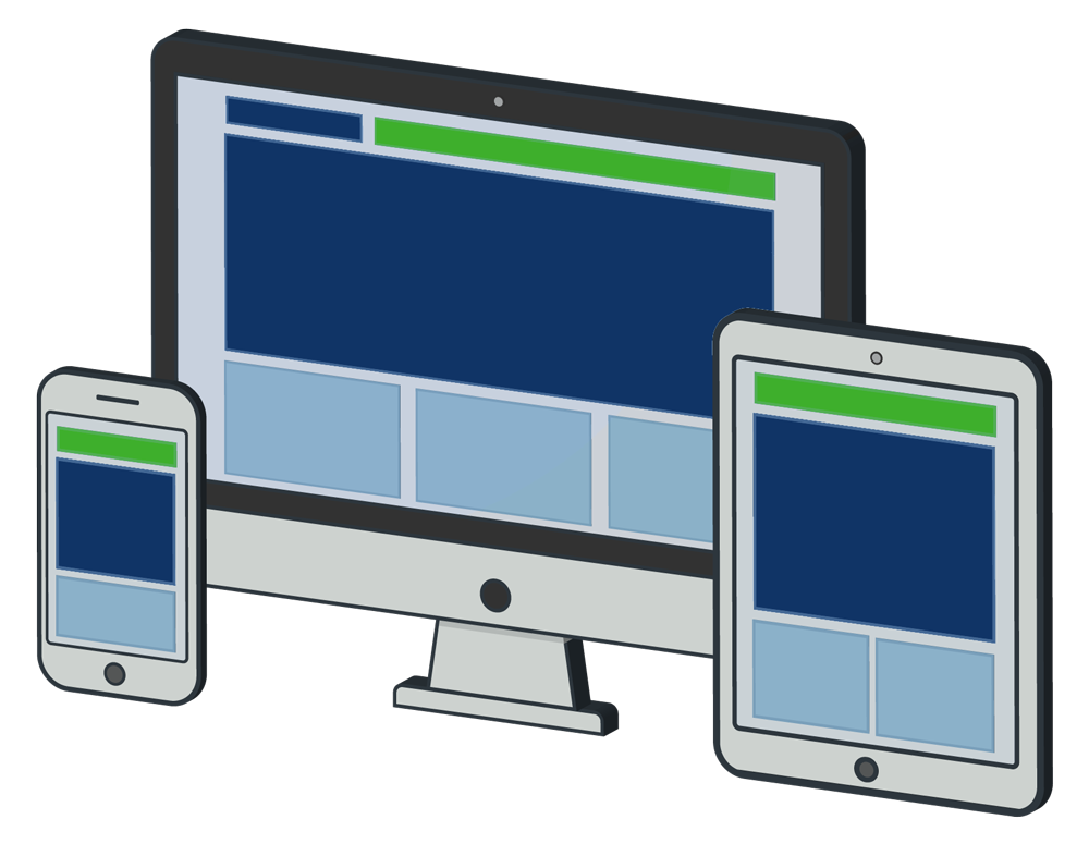 Affordable website design for small businesses: responsive design